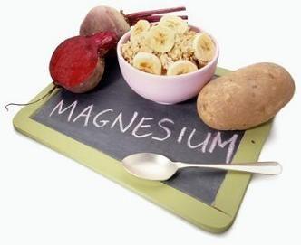 magnesio dieta