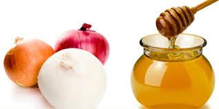 ¿Para que sirve la cebolla con miel?