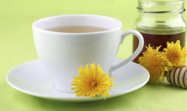 ¿Para que sirve tomar cada noche un te de cúrcuma y diente de león?