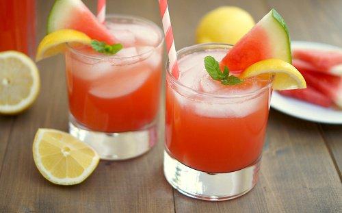 ¿Para que sirve tomar licuado de sandia, limon y fresas?