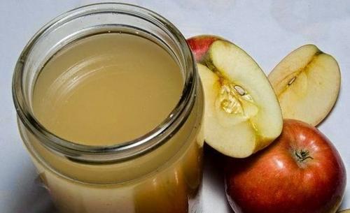¿Para que sirve el vinagre de manzana?