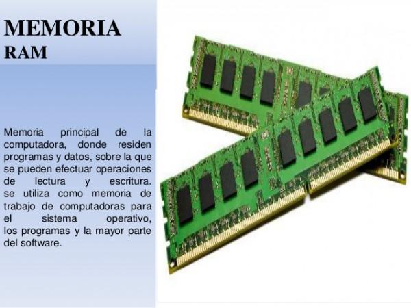¿Para qué sirve la Memoria RAM?