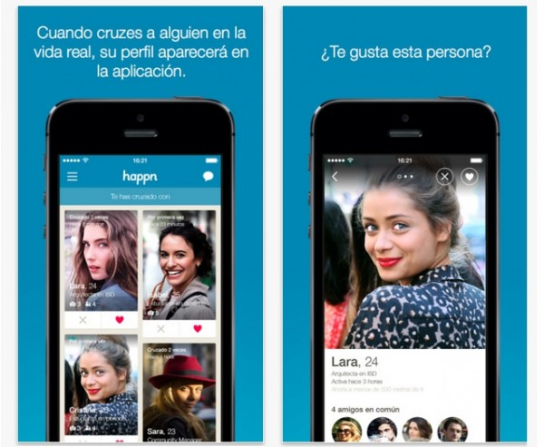 happn-app-contactos