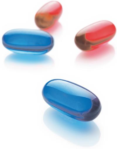 pastillas_roja_azul
