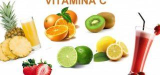Para quá sirve la vitamina C