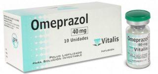 Para qué sirve el Omeprazol