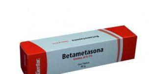¿Para qué sirve la Betametasona?