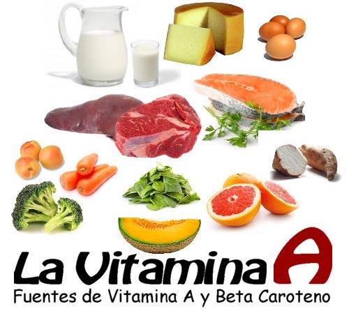 Para que sirve la famosa vitamina A
