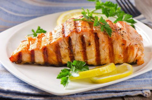 ¿Para que sirve el salmon?