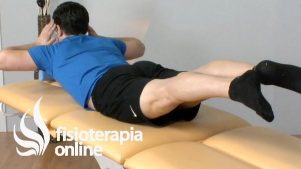 ¿Para qué sirve ejercitar los espinales?