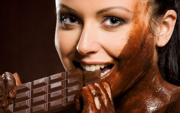 bañate en chocolate la visión real del mundo