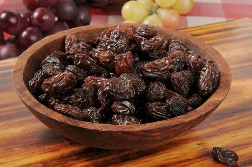 ¿Para que sirven las pasas de uvas?