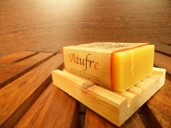 ¿Para qué nos sirve el jabón de azufre?