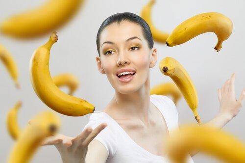 Para que sirven las bananas maduras