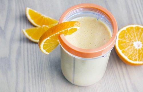 Cascara de naranja y yogur, juntos ¿Para que sirven?
