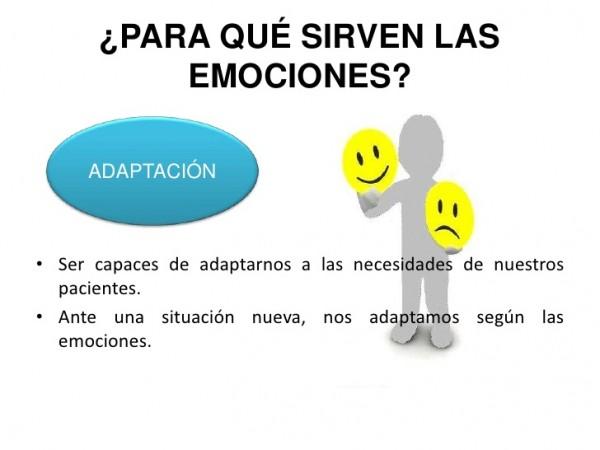 Para qué sirven las emociones