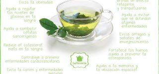 Té verde: para qué sirve, propiedades, beneficios y usos medicinales