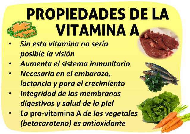 vitamina-a-propiedades