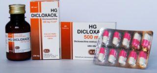 ¿Para qué sirve la Dicloxacilina?