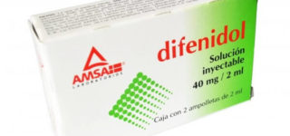 Para qué sirve el Difenidol