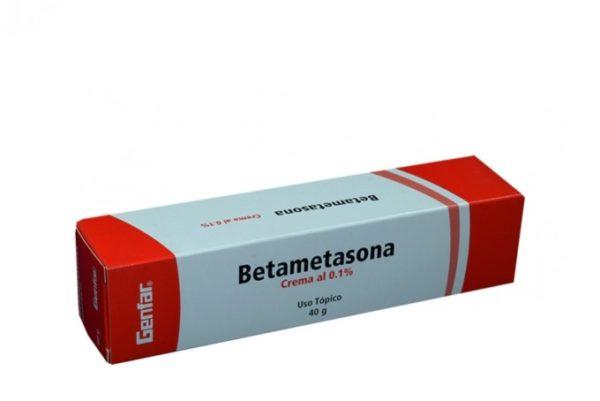 Betametasona: indicaciones, posología y efectos secundarios
