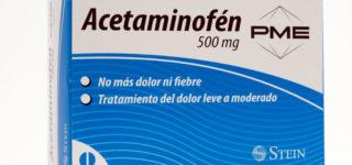 Para qué sirve el Acetaminofen