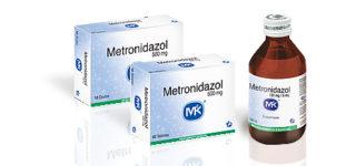 Para qué sirve el Metronidazol