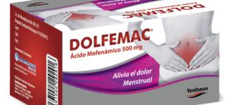 ¿Para qué sirve el ácido mefenámico?
