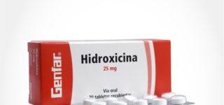 Para qué sirve la Hidroxicina