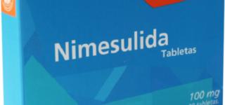 ¿Para qué sirve la Nimesulida?