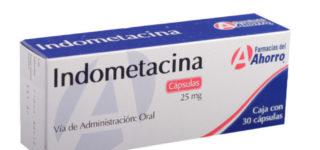 ¿Para qué sirve la Indometacina?
