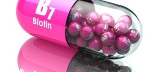 Para qué sirve la Biotina