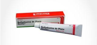 ¿Para qué sirve la Sulfadiazina?