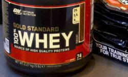 Para qué sirve la proteína de suero de leche